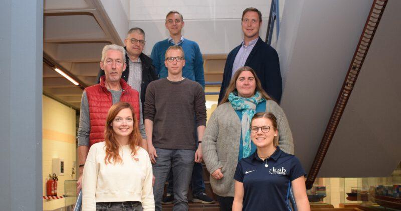 Gemeinsame Gruppe von Grünen und SPD im Harener Stadtrat